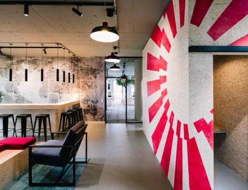 Coworking-Space in der WDR-Lokalzeit Ruhr
