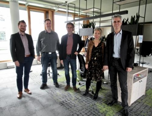 Wirtschaftsministerium NRW testet Coworking