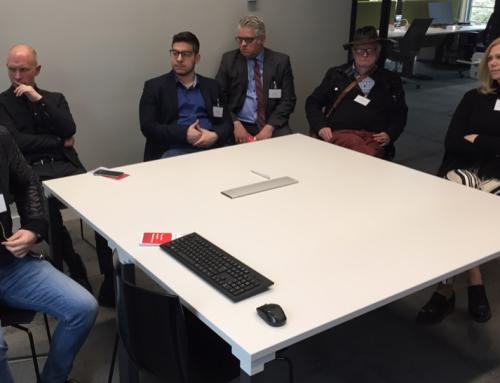 05.04.2019 – CoWin auf der Tagung der SPD-Ratsfraktion