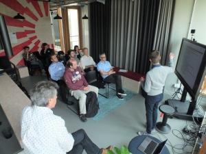 Felix Magdeburg von WeAre liefert Impulse zum Thema VR